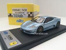 BBR Model 1/43 Ferrari F430 Scuderia 2007 Blue Art. BBR200B