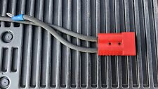 350a 600v Plug And Wires From Raymond 24v Electric Order Picker Man Forklift