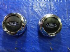 2002 2003 2004 2005 2006 FORD EXPLORER OEM center cap Hubcap 1L24-1A096-HA pair