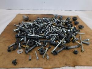 2016 16 Indian Chief Dark Horse Nuts Bolts & Brackets Parts Box Lot
