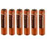 2~12 Panasonic AAA NI-MH1.2V Rechargeable Battery HHR-65AAABU 630mAh Batteries