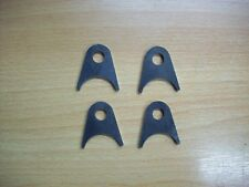 Norton Featherbed Frame Set of  Rear Engine/Gearbox Plate mounting Brkt