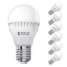 6 x E27 LED Lampe Leuchte Glühbirne Birne Sparlampe Energiespar 3W Kaltweiß