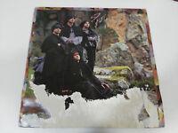 """GOLPES BAJOS A SANTA CAMPAÑA LP 12"""" VINYL VINILO NM EDICION ESPAÑOLA 1984 G/VG"""