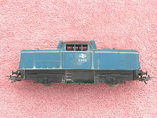 LIMA HO: GERMAN CLASS V100 DIESEL LOCO - NON-RUNNER - NEEDS COSMETIC TIDYING