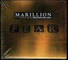 Marillion FEAR (F*** Everyone And Run) CD new German press