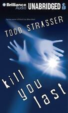 Kill You Last (Thrillogy), Strasser, Todd, Good Book