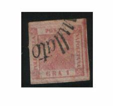 Francobolli singoli usati