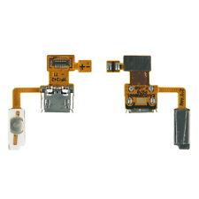 LG Optimus Black P970 On Off Clave Flex Microusb USB Conector Línea Enchufe