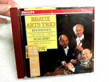 Beethoven / Schubert - Beaux Arts Trio CD - Philips Insignia - Import OBI
