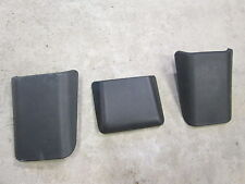 2007 - 2014 VAUXHALL CORSA D 3 OR 5 DOOR REAR BACK SEAT BASE BOLT COVER TRIMS
