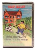 COMMODORE C64 GAME -- HOUSE BOVVER -- BY LLAMASOFT -- 1983