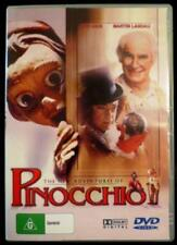 DVD - New Adventures Of Pinocchio, The (Preowned)