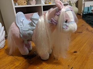 Zapf Creations Pink Pony Battery Operated Makes Galloping And Neighing Sounds