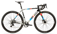 "2019 Cinelli Zydeco 1x11 complete bicycle - ""Full Color"" (size options) #gravel"