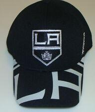 Los Angeles Kings 2015 Draft Hat Cap L/XL NHL Hockey Players Flex Fit Reebok