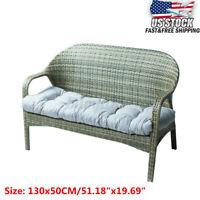 Garden Bench Cushion Outdoor Patio Seat Pad Chair Mat Home Furniture Outdoor