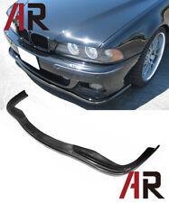 HM Style Carbon Fiber Front Bumper Spoiler Lip For 1996-2003 BMW E39 M5 Only