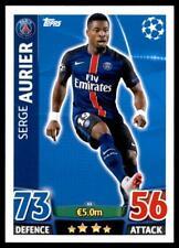 Match Attax Champions League 15/16 Serge Aurier PSG No. 61