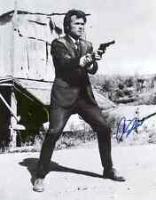 CLINT EASTWOOD ~ DIRTY HARRY ~ Hand signed photo COPY! VERY NICE! F1