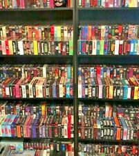 Vhs Movie Lot $3.50 Each You Pick Movies ($3 Shipping Total For Order) Great!