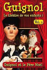DVD Guignol - Vol. 1 - Guignol et le Père Noël / IMPORT