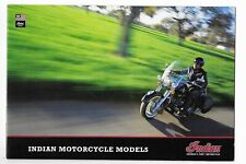 Indian Motorcycles Models 2001 catalog