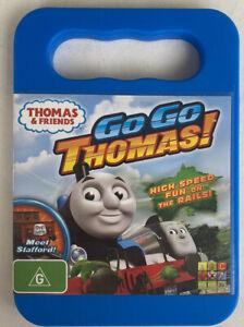 DVD - Thomas & Friends Go Go Thomas! (Region 4) ABC Kids