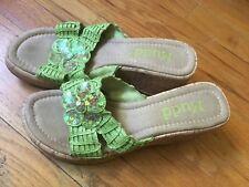 8cee0114c0e Mudd Women s Slip On Sandals and Flip Flops