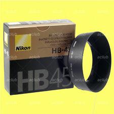 Genuine Nikon HB-45 Lens Hood AF-S DX 18-55mm f/3.5-5.6G VR, f/3.5-5.6G ED