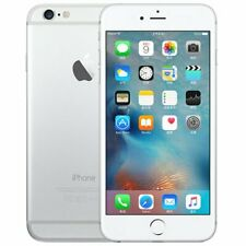 Apple iPhone 6s Plus - 128GB - Silver (Unlocked) A1634 (CDMA + GSM)