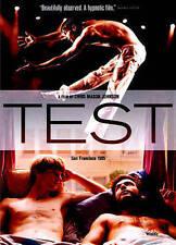 NEW Test DVD Film By Chris Mason Johnson San Francisco 1985 Wolfe Video