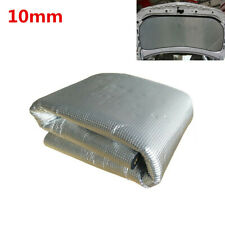 Car Firewall Soundproofing Mat Self-adhesive Thermal Insulation PE Foam 1x1.4m