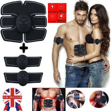 Trainer Abdominal Toning Muscle Toner Charminer Abs Smart EMS Fitness Belt NEWLY