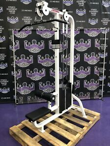 Life Fitness Platinum Dual Pulley Lat Pulldown w/300 lb. - BUYER PAYS SHIPPING