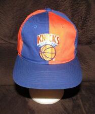 Motor de arranque Vintage Nueva York Knicks Snap Back Hat Nuevo sin  etiquetas d2327f55d78