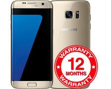 SAMSUNG Galaxy S7 bordo SM-G935F - 32GB-ORO PLATINO (Sbloccato)