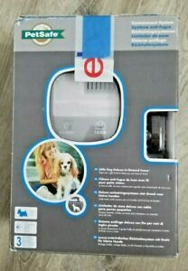 PetSafe Deluxe Little Dog In-Ground Fence + EXTRAS, needs wire, cosmetic damage
