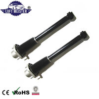 Pair Rear Shock Absorbers for Range Rover Sport L494 2013-2018  w/CVD  no sensor