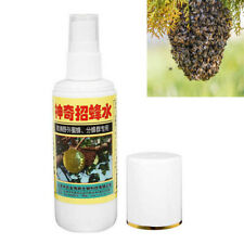 100ml Swarm Commander Premium Lure Bait Honey Bee Hive Beekeeping Trap Tool -RA8