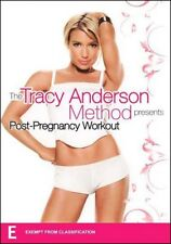 The TRACY ANDERSON Method - Post Pregnancy Health Fitness Aerobics Workout DVD