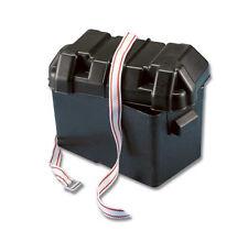 Cassetta porta batteria in polipropilene antiurto - batterie 100A | 185x355x263h