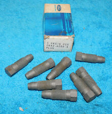 1966-1968 Ford Shelby Mercury NOS 289 390 427 428 CYLINDER HEAD THERMACTOR PLUGS