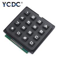 4X4 16 Keys Switch Control Matrix Array Keypad Keyboard Module for Arduino 326A