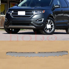 1x For Ford Edge 2015-17 Car ABS Front Bumper Lower Rear Cover Guard Protector