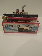 Schylling Ocean Liner, Wind-Up Tin