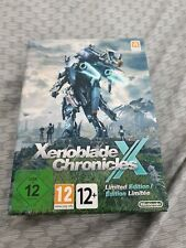 Xenoblade Chronicles X Limited Edition for Nintendo WII U Mint!