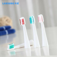 LANSUNG 4Pcs Electric Toothbrush Replacement Head Fit for U1 A39 A39PLUS SN901