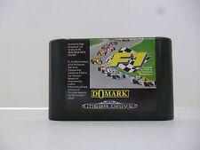 ☺ Jeux Sega Mega Drive F1 Domark