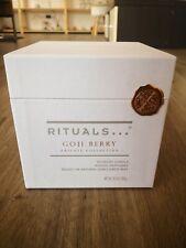Rituals - Goji Berry Private - Collection Candle (Kerze) 1000 g *NEU*